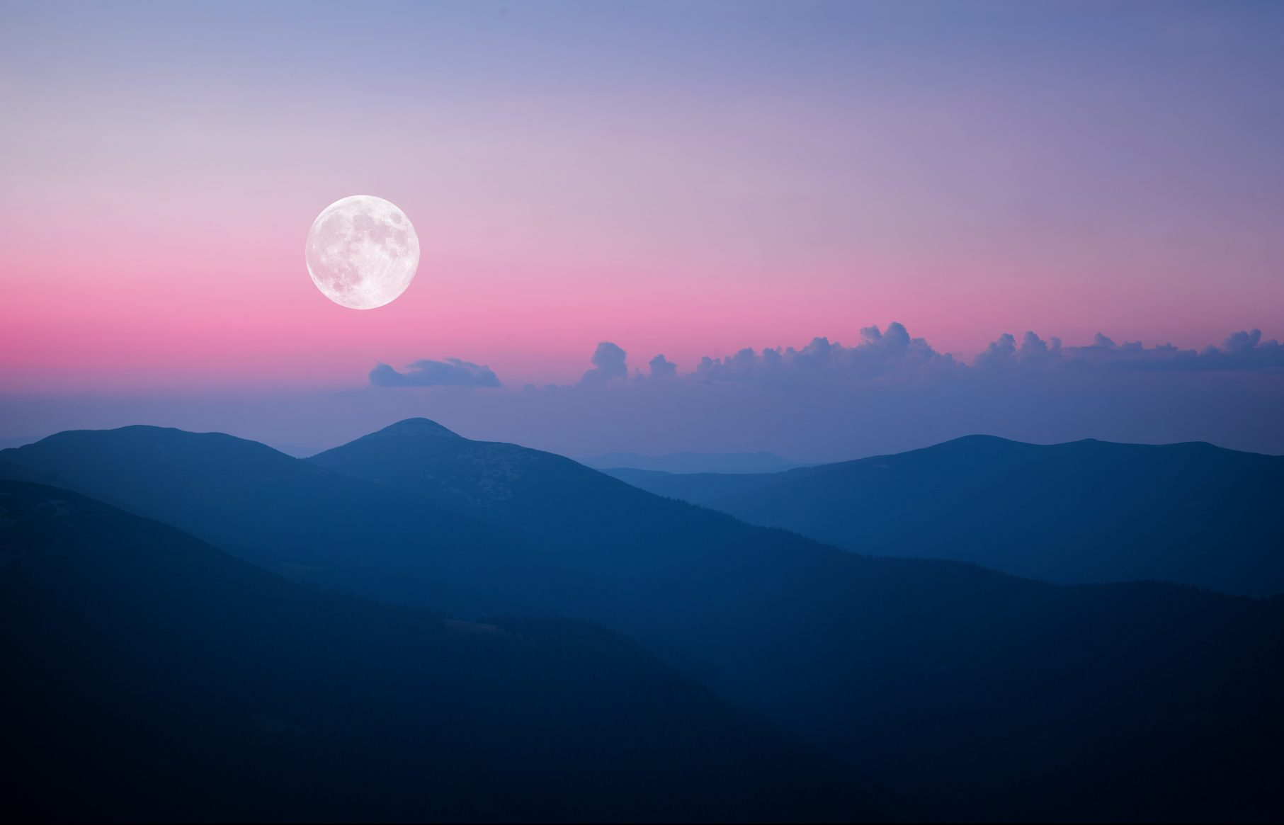 Here's what this week's powerful Full Pink Moon means for your zodiac sign
