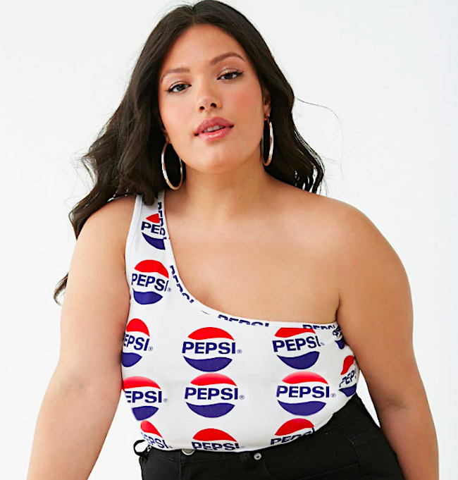 The Forever 21 x Pepsi collaboration is here, and it's everything you need for summer