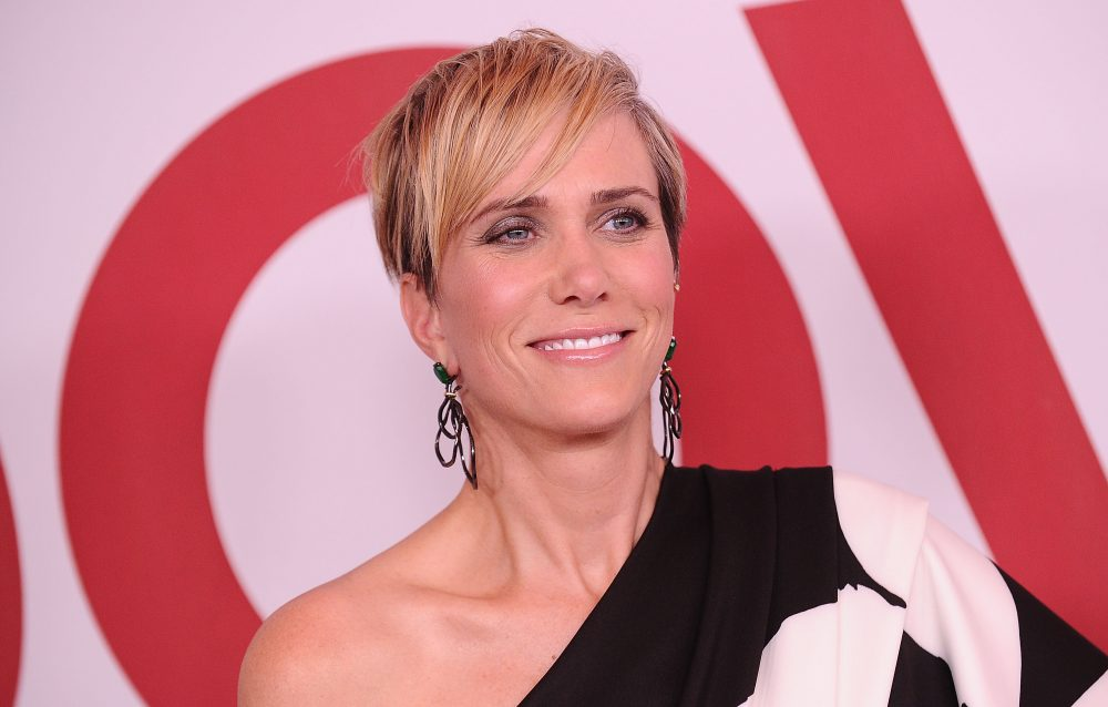 Kristen Wiig and her <em>Bridesmaids</em> co-creator are writing a new comedy, and the plot sounds epic