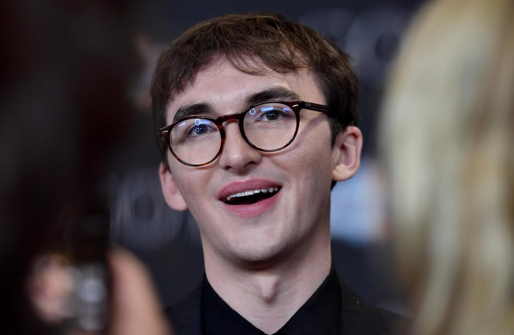 "The actor who plays Bran revealed the secret behind that iconic ""Bran stare,"" and LOL"