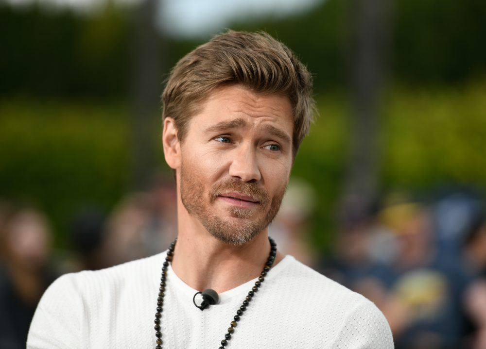 Chad Michael Murray revealed the most embarrassing scene to film on <em>Dawson's Creek</em>, and LOL
