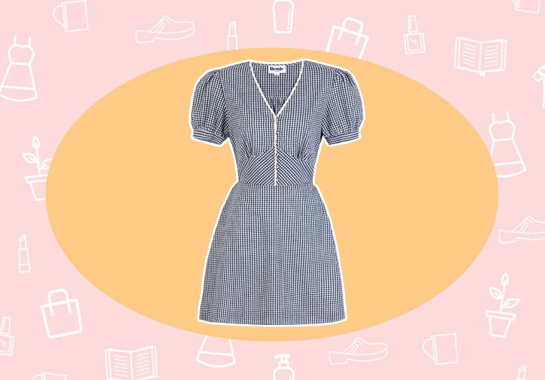 WANT/NEED: A gingham sundress that'll make you feel like a picnic, and more stuff you want to buy