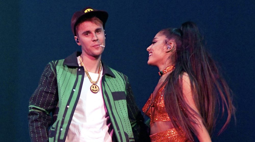 Justin Bieber performed with Ariana Grande last night in a surprise Coachella appearance, and the crowd lost its mind