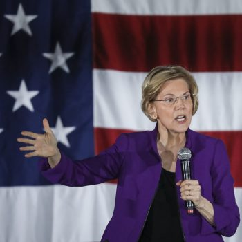 Elizabeth Warren wants to eradicate student debt, and she just revealed how she plans to do it