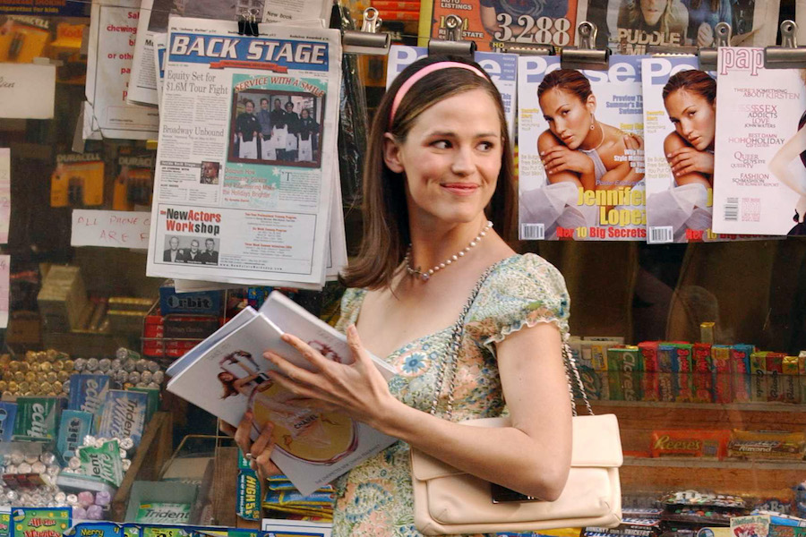 The unexpected life lesson that <em>13 Going on 30</em> taught me