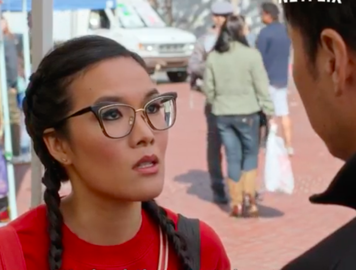There's a surprise cameo in the new trailer for Ali Wong's rom-com, and Twitter is losing it