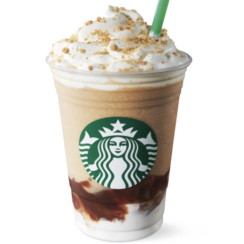 The new Starbucks Frappuccino is basically summer camp in a cup