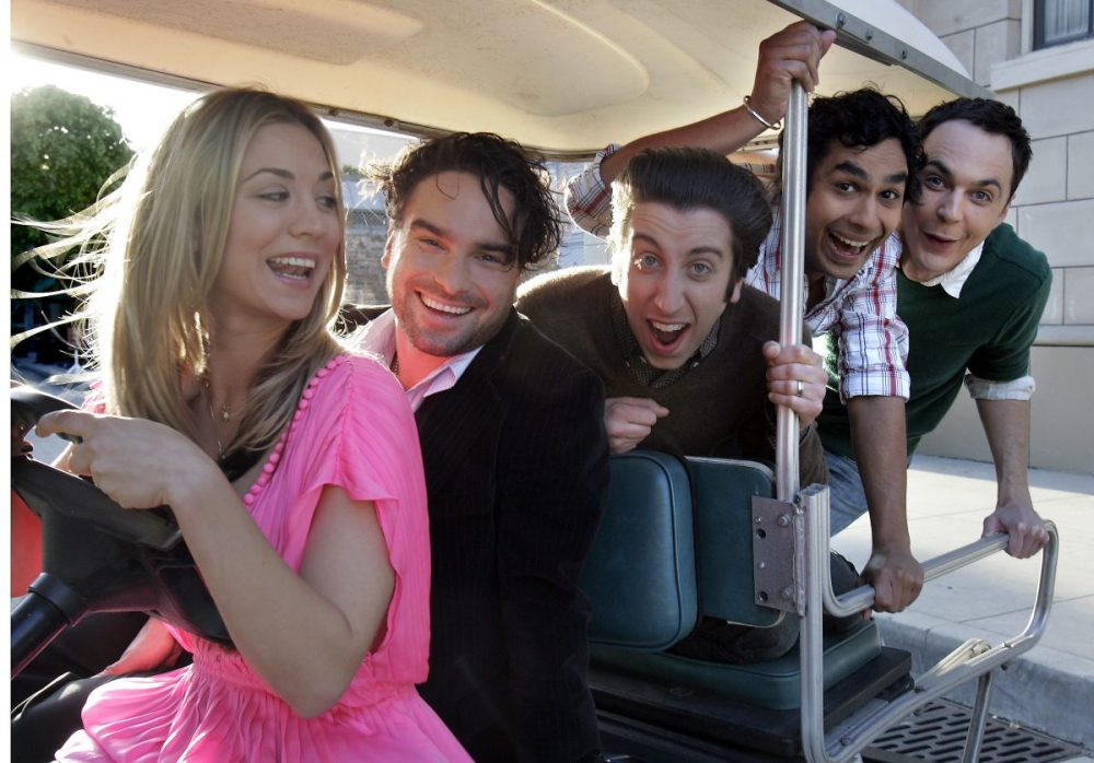 The <em>Big Bang Theory </em> actors just revealed which cast member had sex in their dressing room, because this is vital information