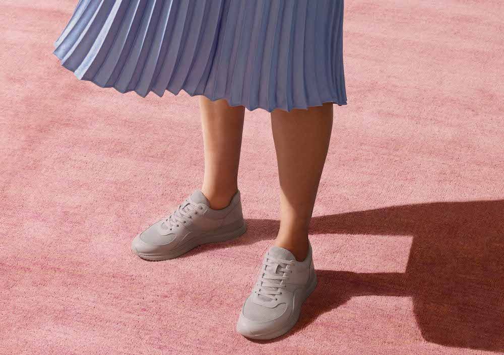 Everlane launched a collection of eco-conscious dad shoes