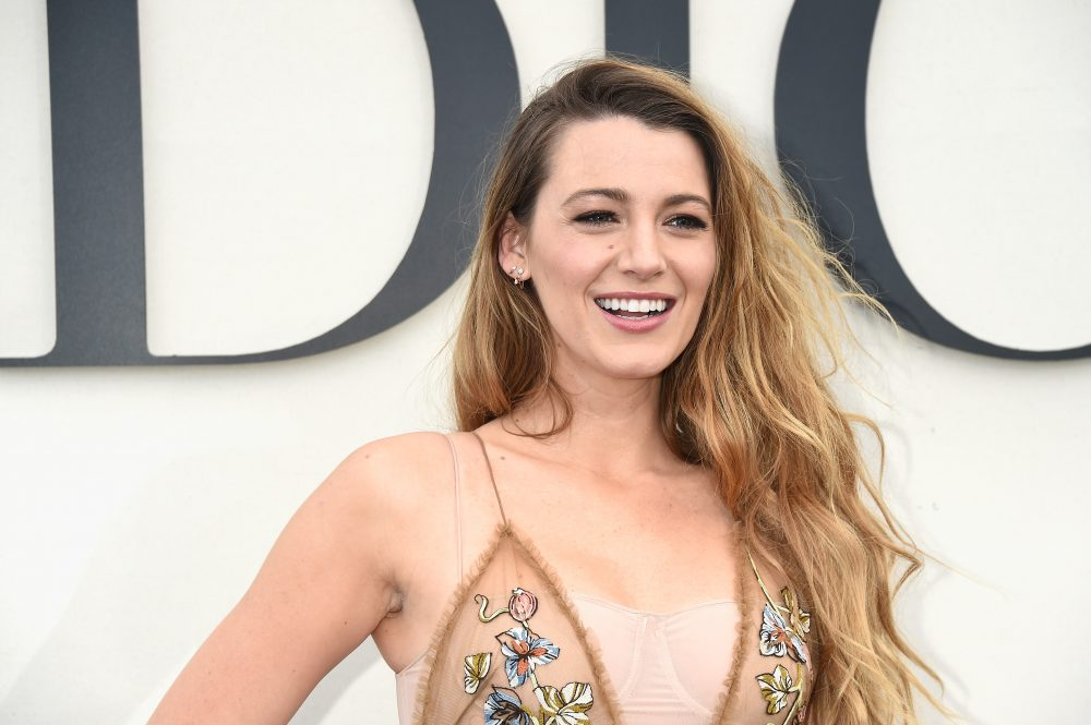Blake Lively says she used to lie about wearing this one fast-fashion brand, and we've all been there