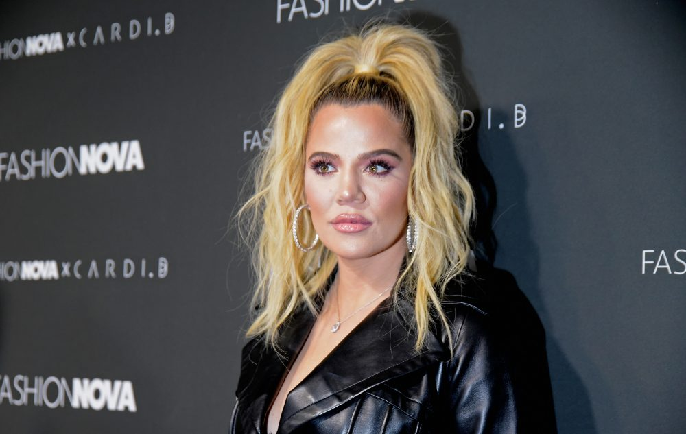 Khloé Kardashian had the most zen response to trolls who criticized random parts of her face