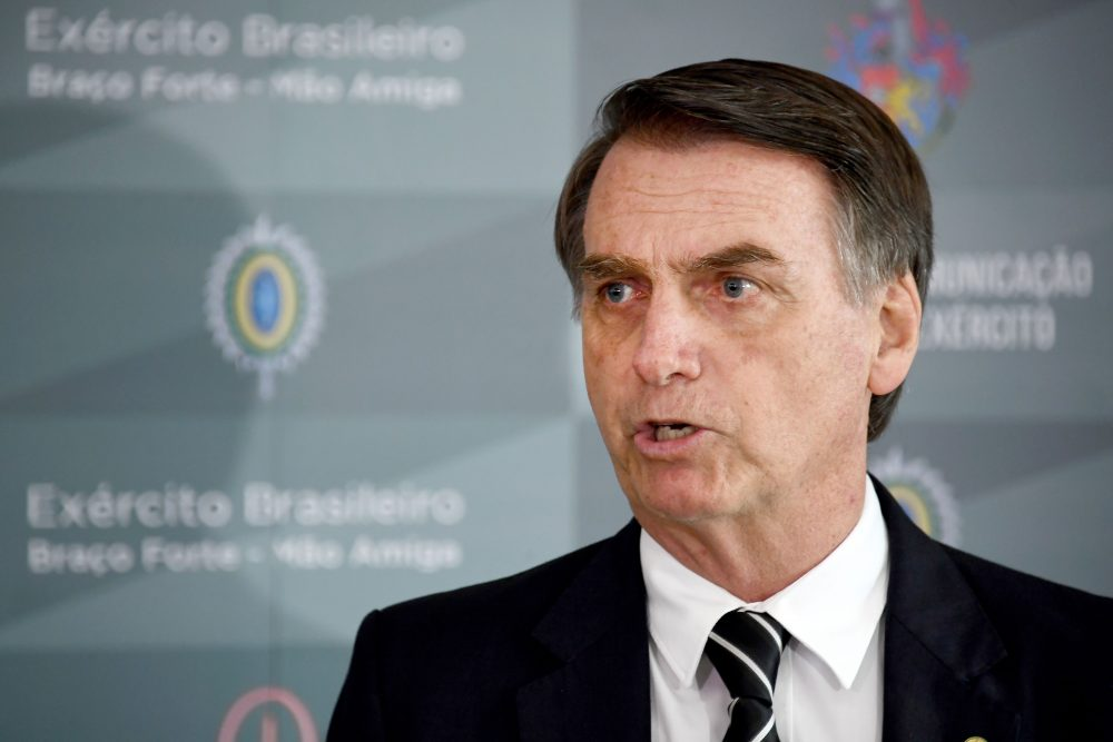 "Brazil's homophobic president says he doesn't want his country to become a ""gay tourism paradise,"" and we're so tired"