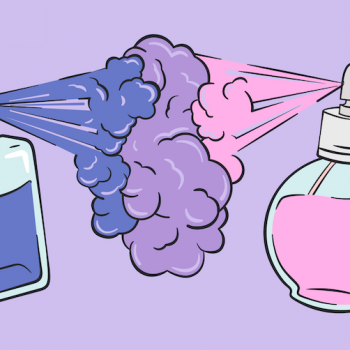 Fragrance experts teach us the art of layering perfume