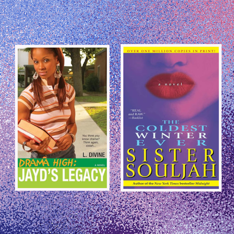 Urban fiction books helped guide me through my Black girlhood