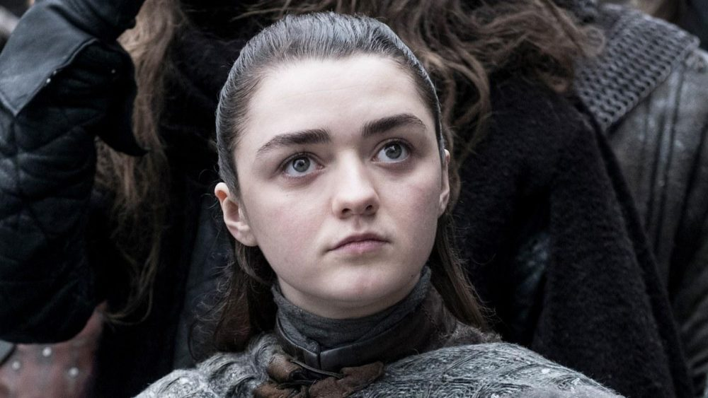 "The ""Arya Challenge"" is officially a thing, and it's all over Twitter"