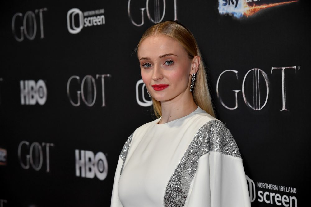 Sophie Turner said she was pressured to lose weight while filming <em>Game of Thrones</em>