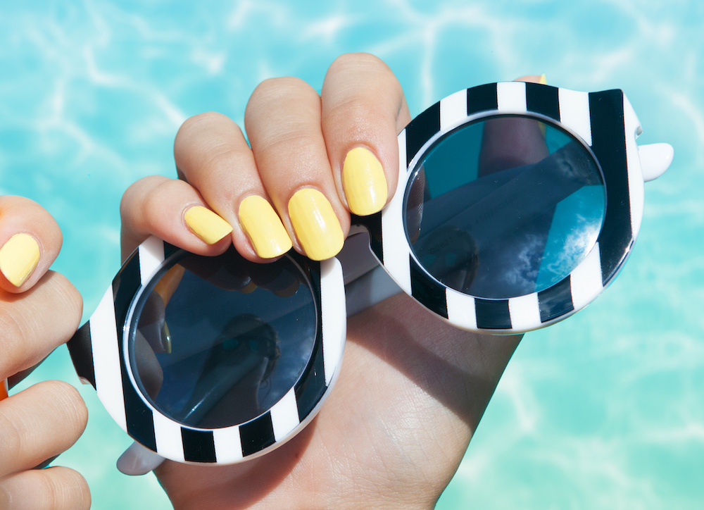 Summer nail polish colors that'll make your poolside outfits pop