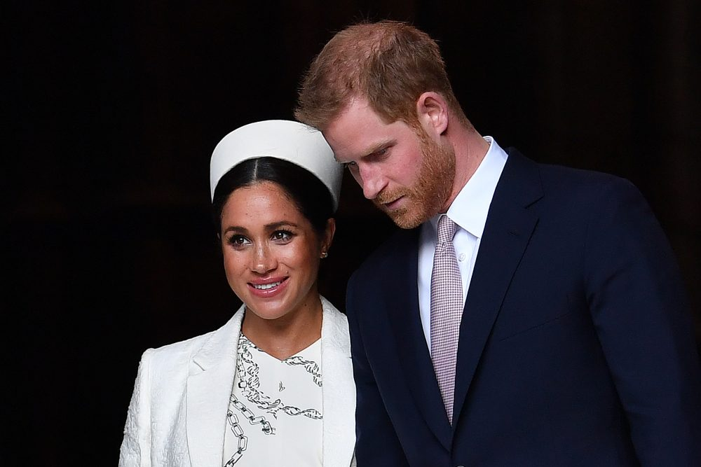 Meghan Markle and Prince Harry just announced their son's name, and it's freaking adorable