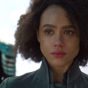 The actress who plays Missandei on <em>GoT</em> posted the most emotional goodbye to the show, and tissues, please