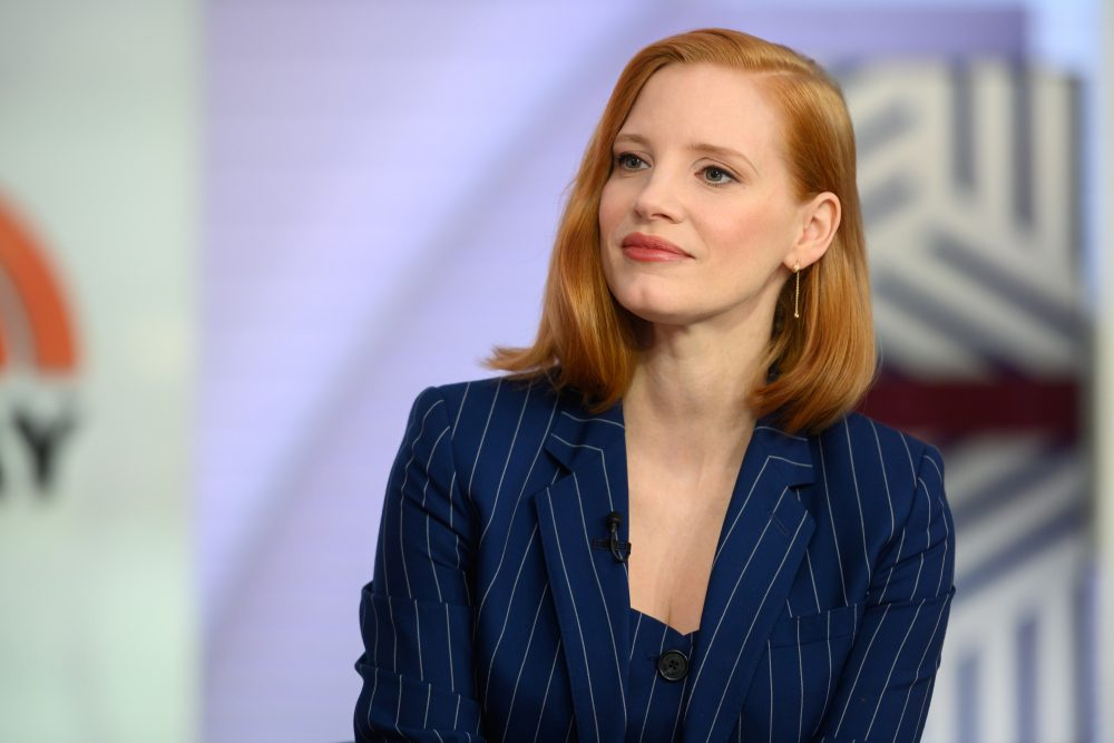 Jessica Chastain called out <em>Game of Thrones</em> for the way Sansa talked about her past sexual assault