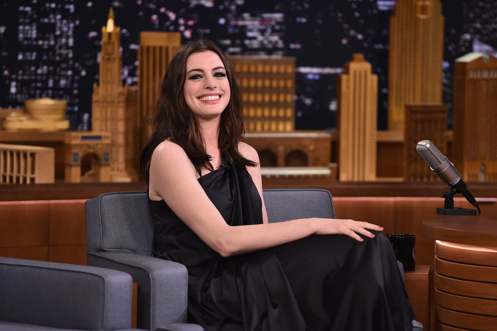 Anne Hathaway described a major Met Gala wardrobe malfunction, and we get it, girl