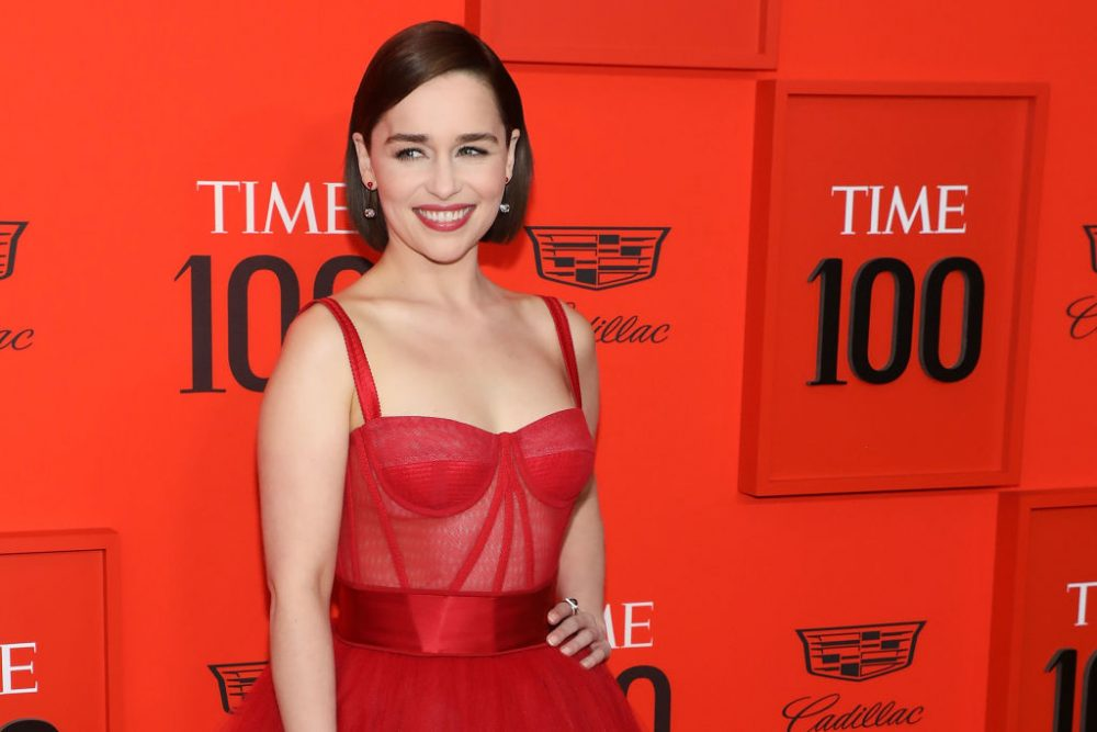 Emilia Clarke just personally responded to <em>Game of Thrones'</em> Starbucks cup debacle