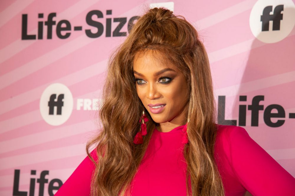 Tyra Banks is officially changing her professional name—and it's for such a badass reason