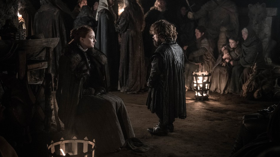 People are convinced that Sansa and Tyrion will take the Iron Throne together on <em>Game of Thrones</em>—here's why