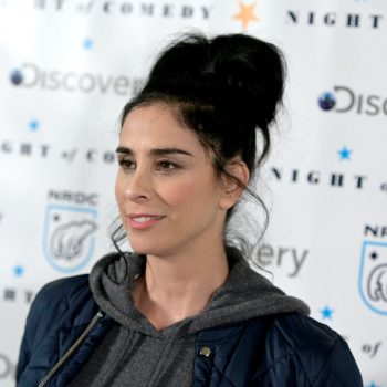 Sarah Silverman posted a photo of her naked breasts to Instagram to make a critical point about female nudity