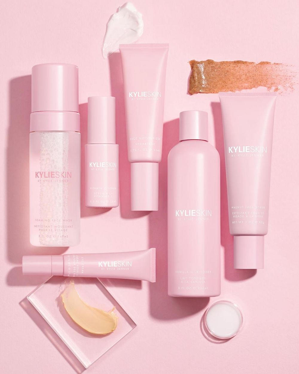 Everything you need to know about Kylie Jenner's brand-new skin care line
