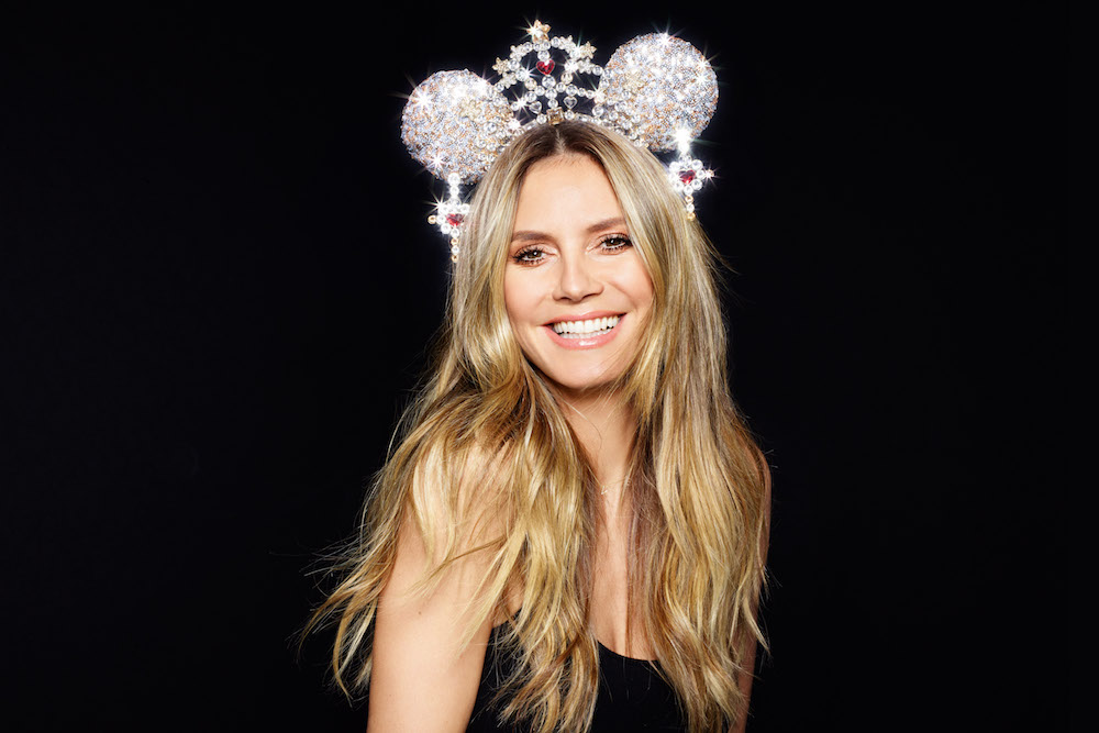 Disney is launching limited-edition mouse ears designed by Heidi Klum, Vera Wang, and more