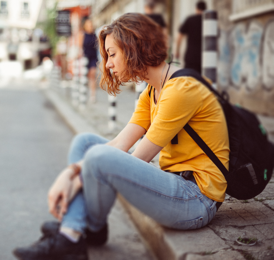 "How the ""teen angst"" stereotype prevented me from recognizing my mental illness"