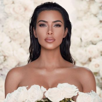 KKW Beauty is launching a Mrs. West collection, inspired by Kim's wedding look