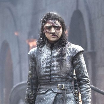 Some <em>Game of Thrones</em> fans think Arya actually died in last week's episode—here's why