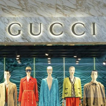 """Gucci just apologized for ANOTHER racially insensitive accessory—because apparently the """"blackface sweater"""" incident wasn't enough"""