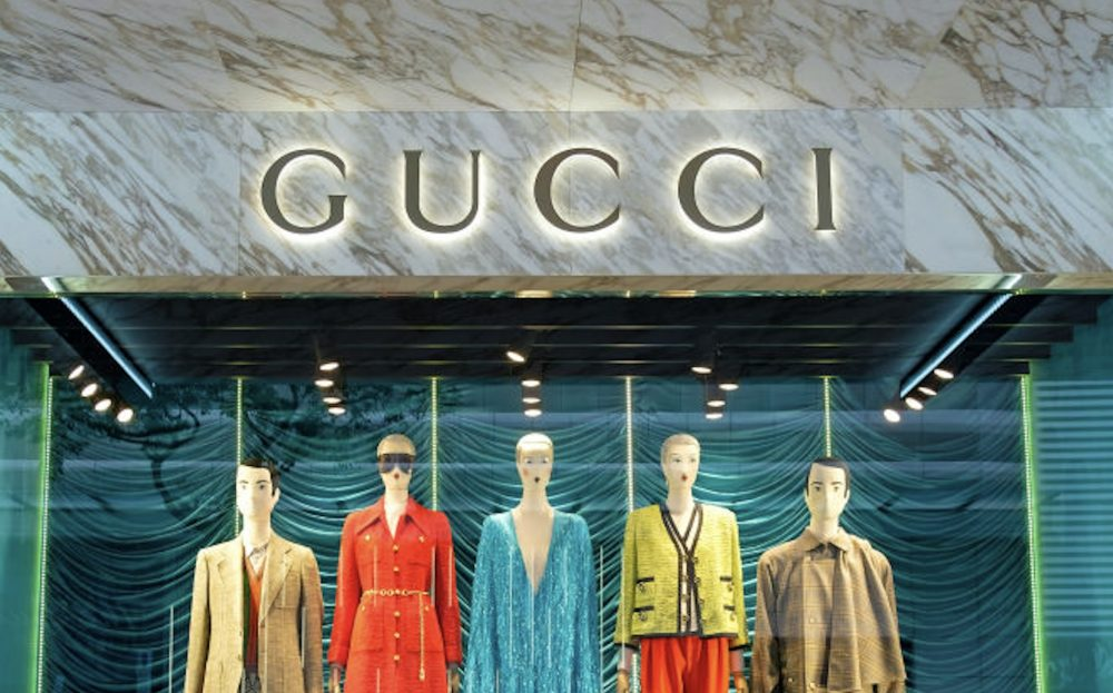 "Gucci just apologized for ANOTHER racially insensitive accessory—because apparently the ""blackface sweater"" incident wasn't enough"