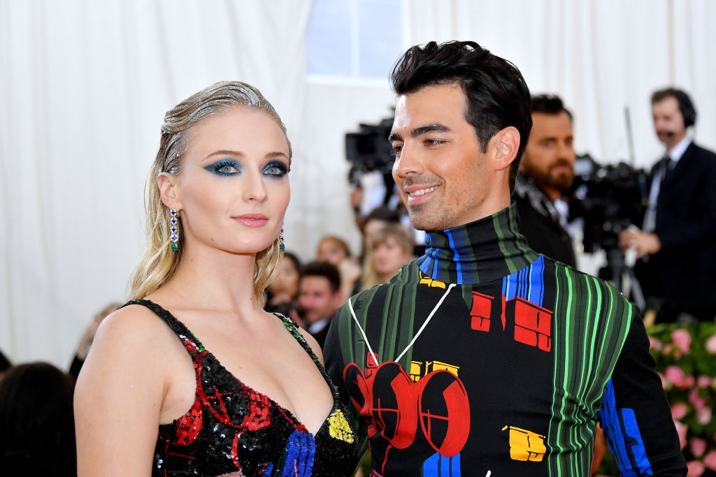 "Sophie Turner says being with Joe Jonas ""saved"" her life"