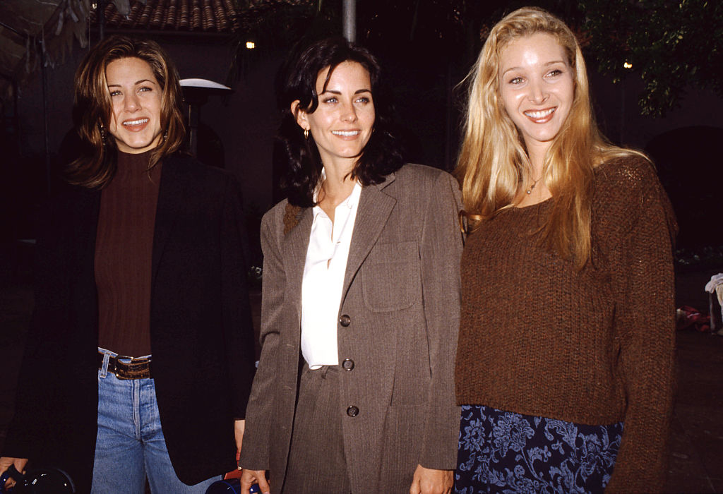 Lisa Kudrow opened up about her struggles with body image while filming <em>Friends</em>