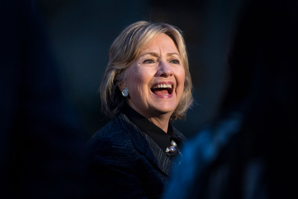 Hillary Clinton shared how you can help fight the abortion bans, because your voice matters