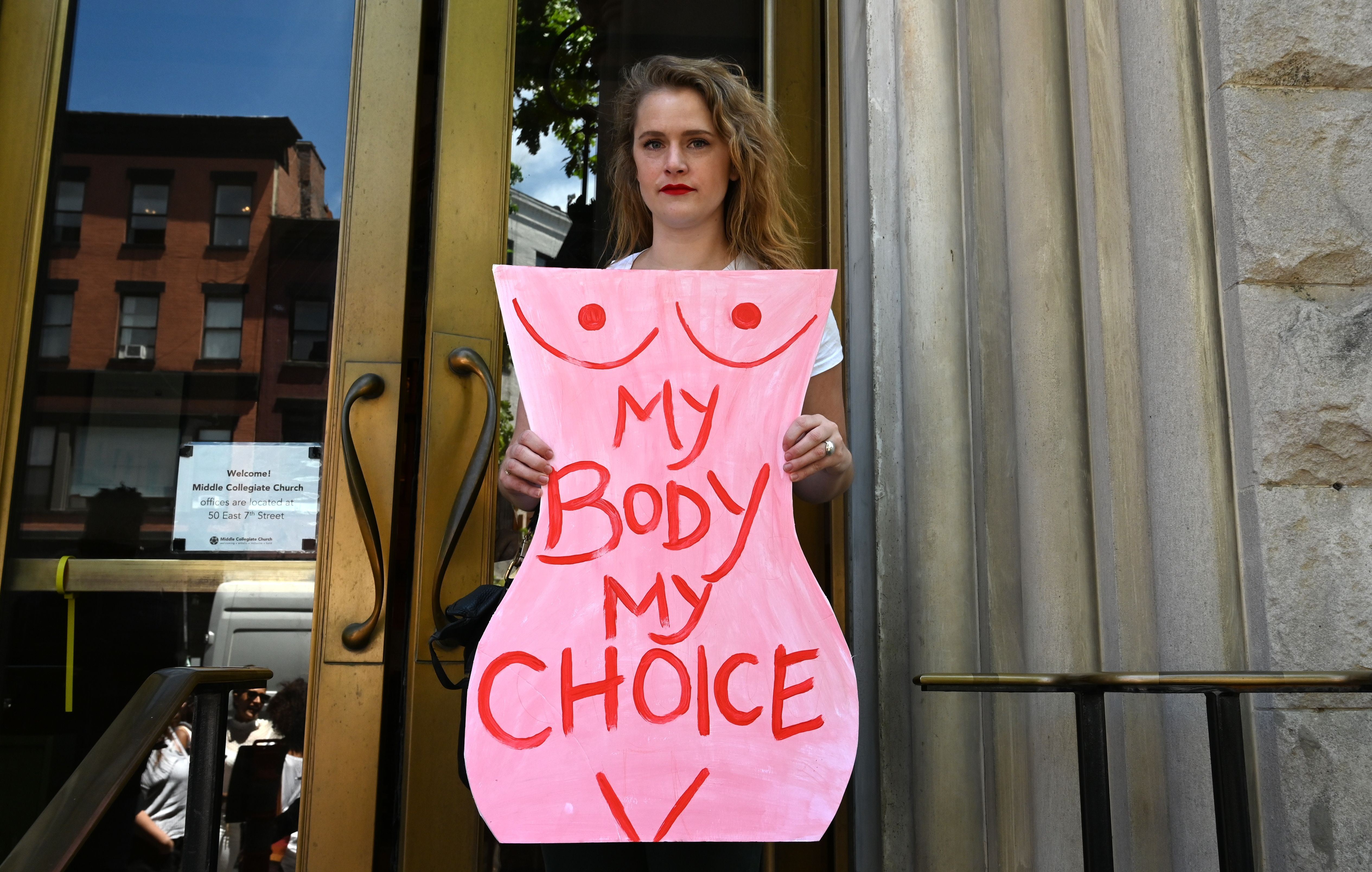 15 powerful signs from the #StopTheBans protests that will inspire you to fight for reproductive rights