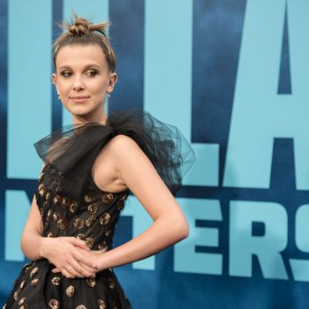 Millie Bobby Brown revealed she was bullied so hard that she had to switch schools