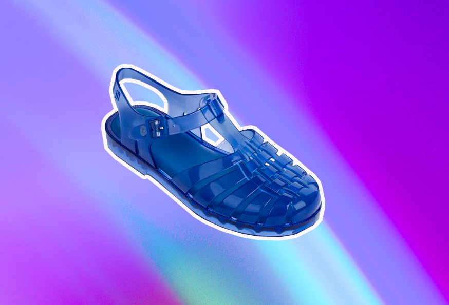 Jelly sandals are back for summer, and this cult-fave shoe brand is leading the way