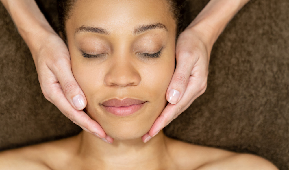 This type of facial massage can help with everything from under-eye bags to migraines