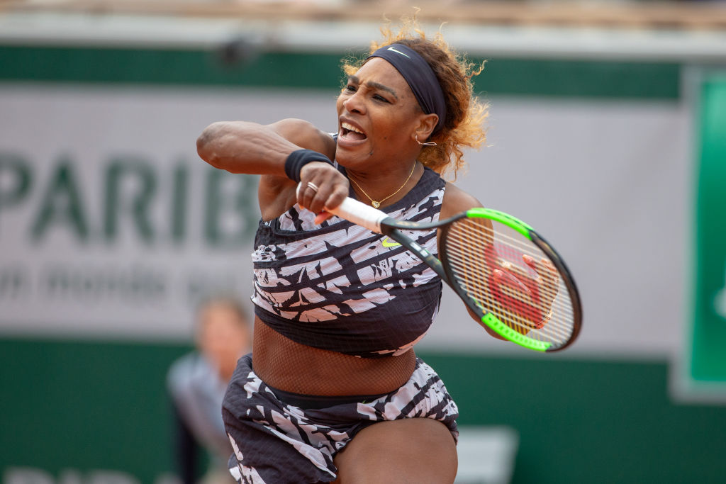 Serena Williams' French Open look had an empowering hidden message, and we're bowing down