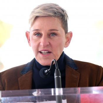 Ellen DeGeneres shared more details about her alleged sexual assault, and she has a powerful message for survivors