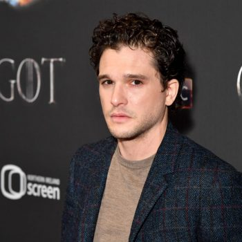 Kit Harington checked into rehab for stress and alcohol use, and we're wishing him the best