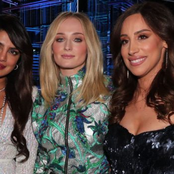Sophie Turner, Priyanka Chopra, and Danielle Jonas slayed the red carpet at the premiere of the Jonas Brothers' documentary