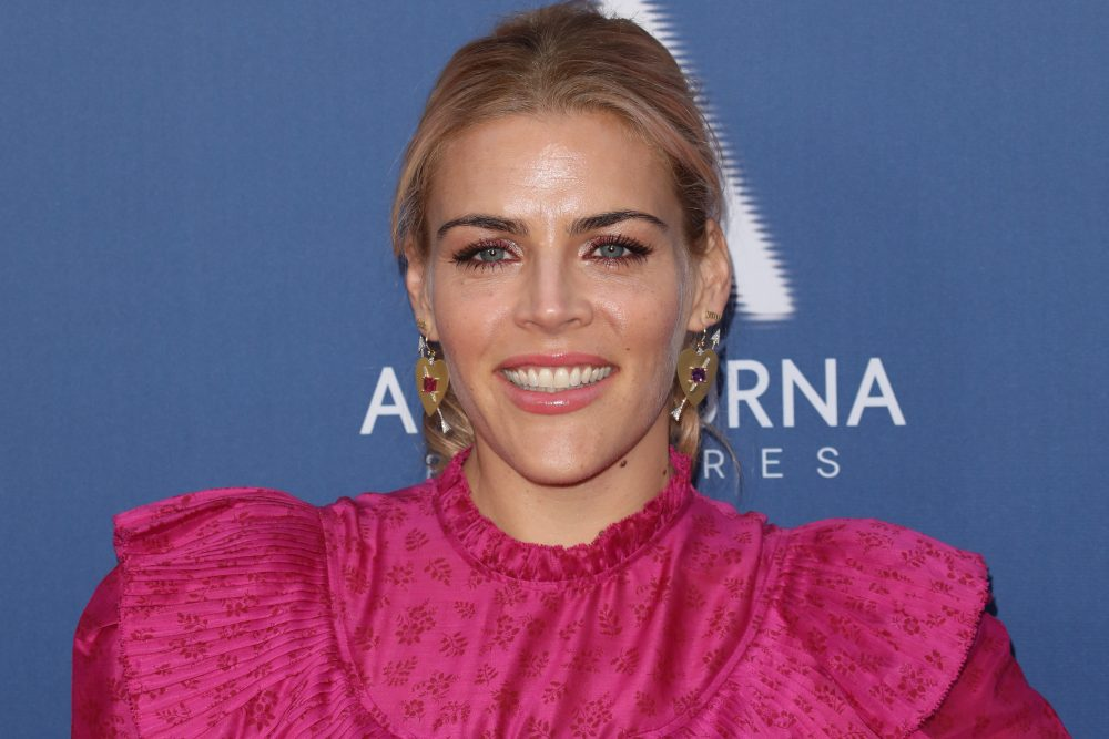 Busy Philipps testified about reproductive rights, and she expertly shut down a congressman who questioned her