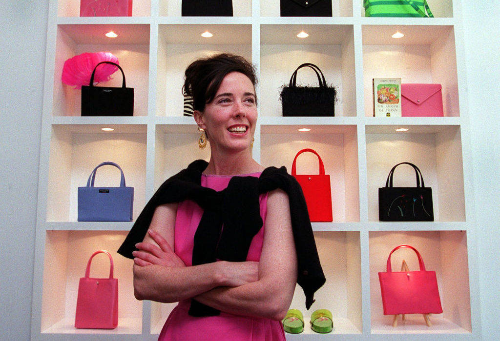 Kate Spade New York is honoring its founder on the one-year anniversary of her death in an important way