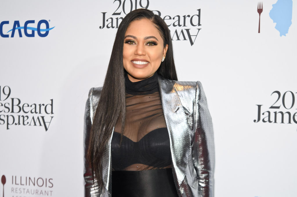 Ayesha Curry puts a very controversial ingredient in her guac, and we don't know how to feel